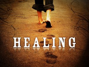 Take steps to heal