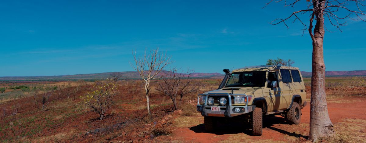 Gibb River 4WD adventure